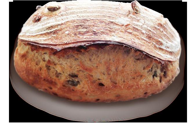Pan de Amasa de Masa Madre