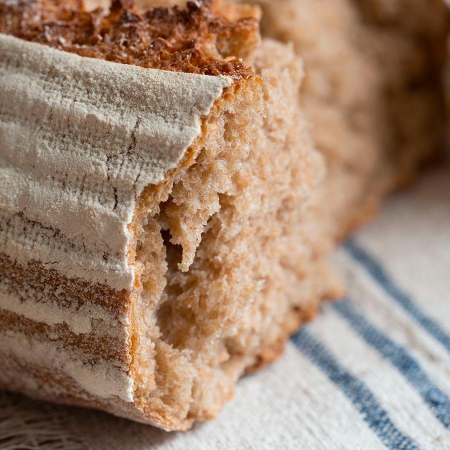 Pan de Espelta 100%