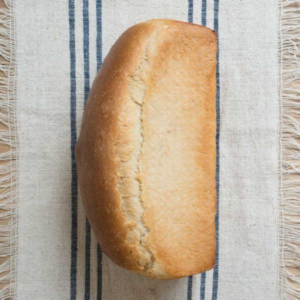 Pan de Molde hecho con masa madre