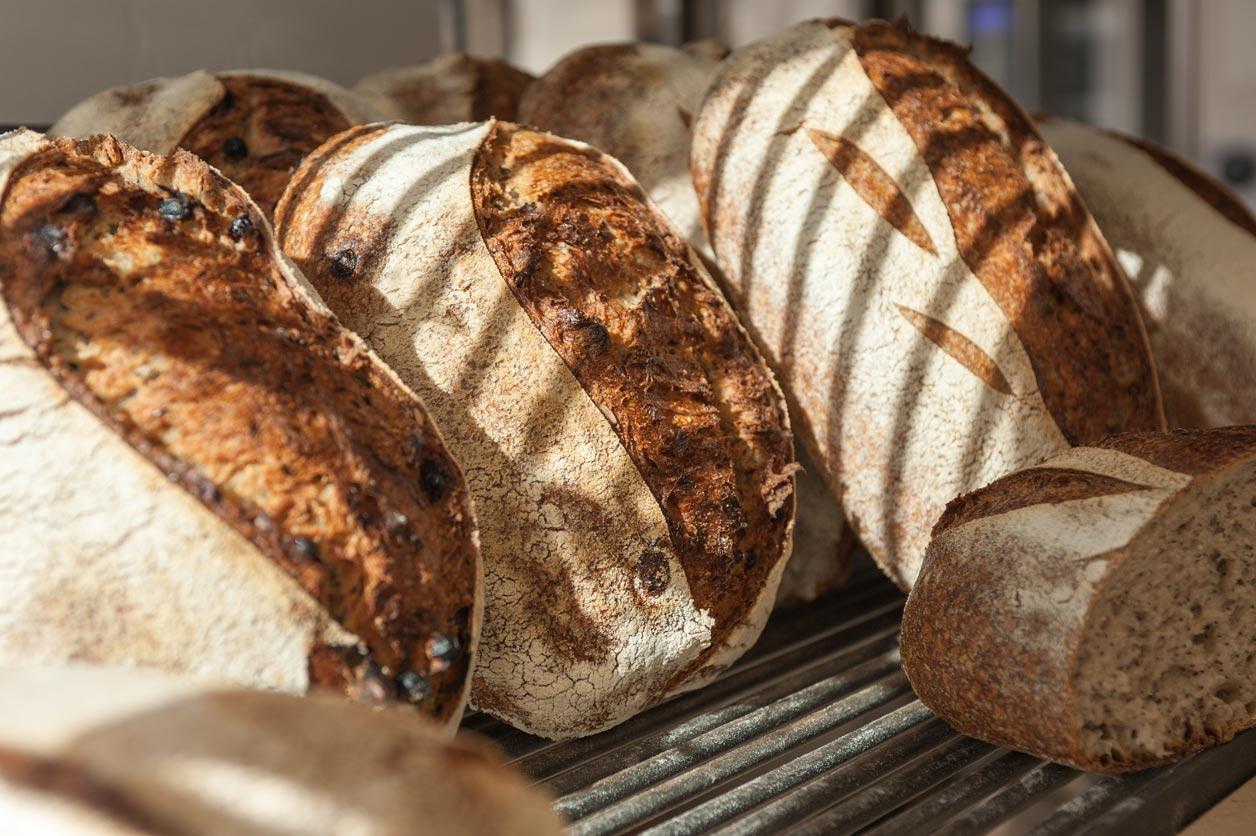 Pan de masa madre Amasa